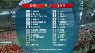 Spain v Kenya - 13th Place Play Off - Full Match