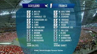 Scotland v France - Challenge Trophy Final - Full Match