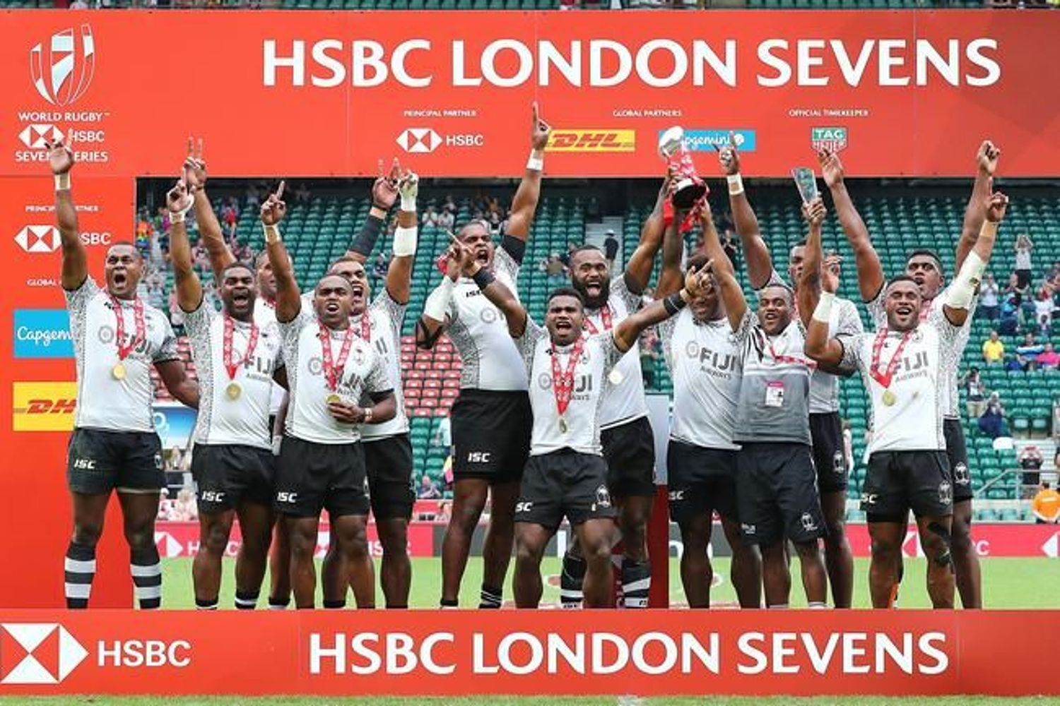 Pools and match schedule revealed for HSBC London Sevens - Rugby