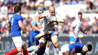 Italy v France - Guinness Six Nations