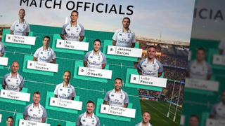 Match officials selected for RWC 2019: introducing Team 21