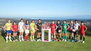 HSBC Canada Women's Sevens 2019 - Captains' photocall