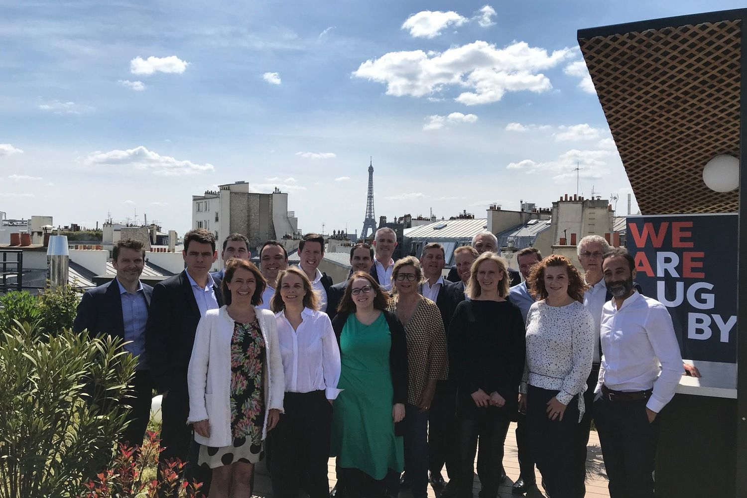 World Rugby / France 2023 meetings in May 2019