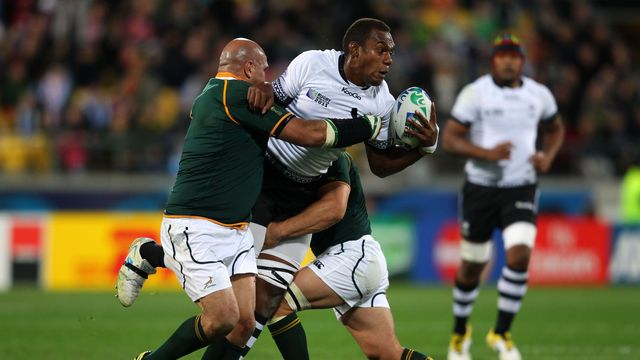 Fiji v South Africa - RWC 2011