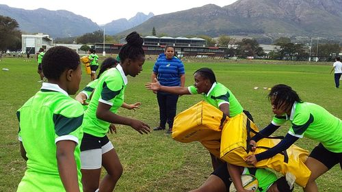 Laurian Johannes - new South Africa Women's U20 head coach