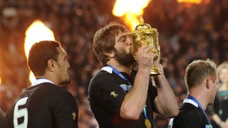 Sam Whitelock at RWC 2011