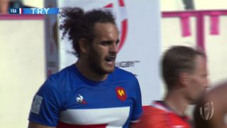 Try, Jonathan Laugel - FRA v Sam