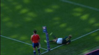 Try, Philip Snyman - Usa v RSA