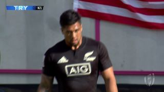 Try, Regan Ware - Fij v NZL
