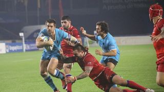 World Rugby Nations Cup 2019: Uruguay v Russia