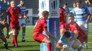 World Rugby Nations Cup 2019: Argentina XV v Russia