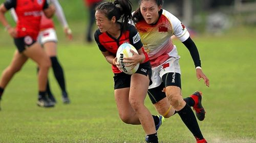 Asia Rugby Women's Championship Division I