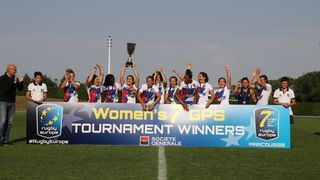 France - Marcoussis Sevens winners