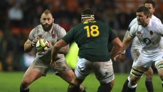 Joe Marler - South Africa v England