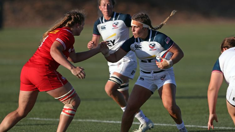 Women's Rugby Super Series 2019: Canada v USA