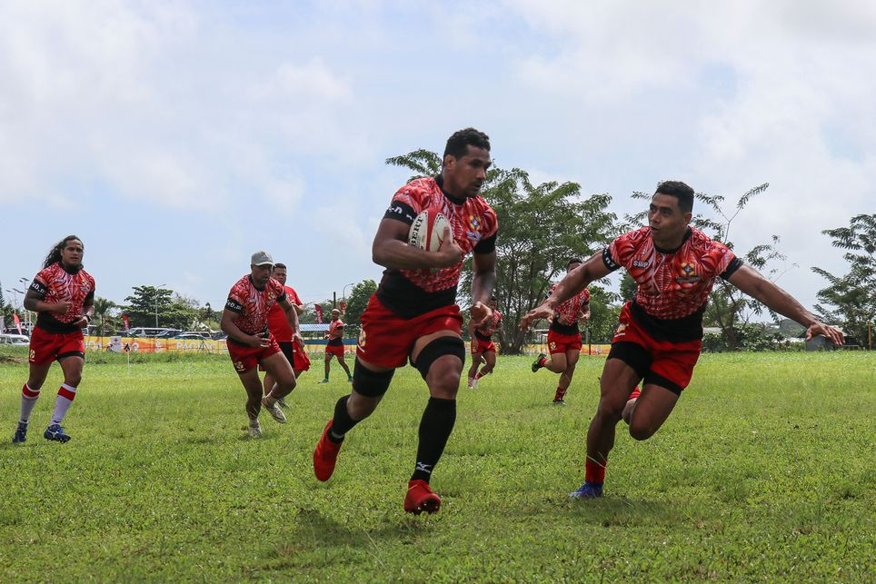 Twelve countries bid for glory at Pacific Games