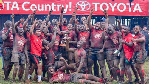 Kenya win Elgon Cup