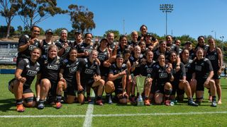Women's Rugby Super Series 2019 - New Zealand v England - Photo: David Barpal
