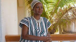Nassu Fofanah - Sierra Leone Rugby Union Chairperson