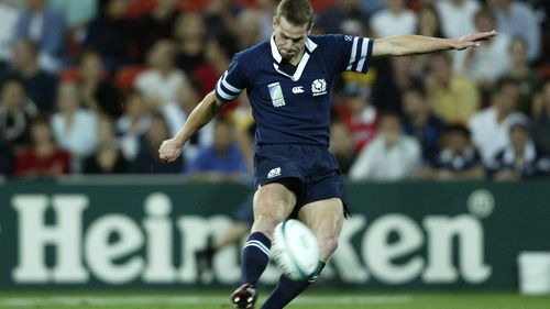 Player Tracking: Paterson's huge drop goal at RWC 2003