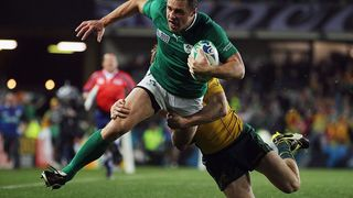 Player Tracking: James O'Connor speeds back to tackle Tommy  Bowe