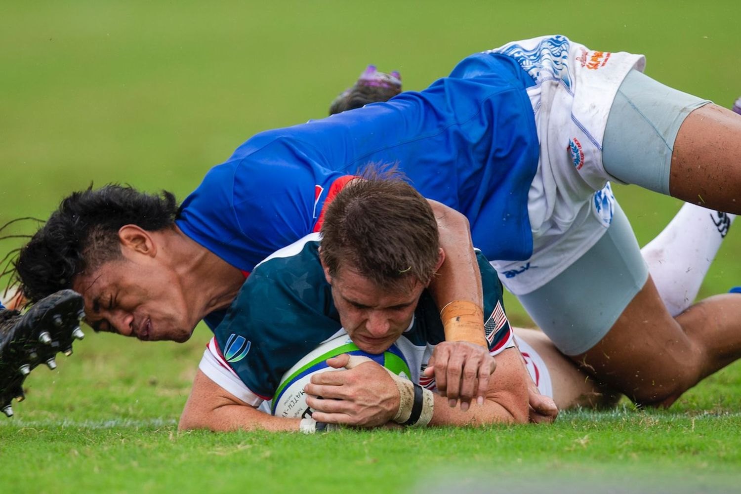 World Rugby Pacific Nations Cup 2019: USA v Samoa