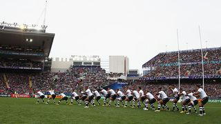 Fiji Best Bits: Amazing Cibi at Rugby World Cup 2011