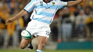 Argentina Best Bits: Corleto slots huge drop goal at Rugby World Cup 2003