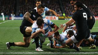 Argentina Best Bits: Cabello finishes amazing move vs New Zealand in 2011