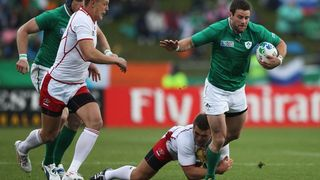 Ireland Best Bits: Fergus McFadden latches onto great kick through from O'Gara