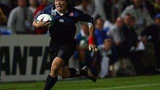 Japan Best Bits: Daisuke Ohata speeds away from defence at Rugby World Cup 2003