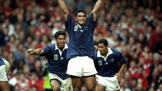 Samoa Best Bits: Victory over Wales at Rugby World Cup 1999