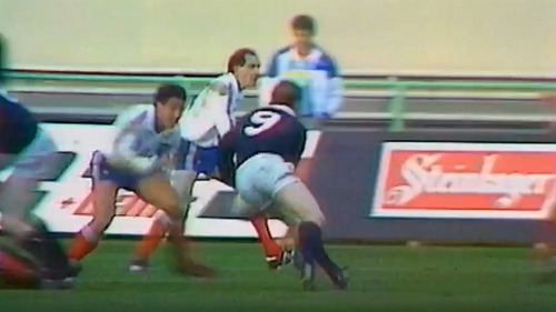 Scotland Best Bits: Matthew Duncan scores crucial try at Rugby World Cup 1987