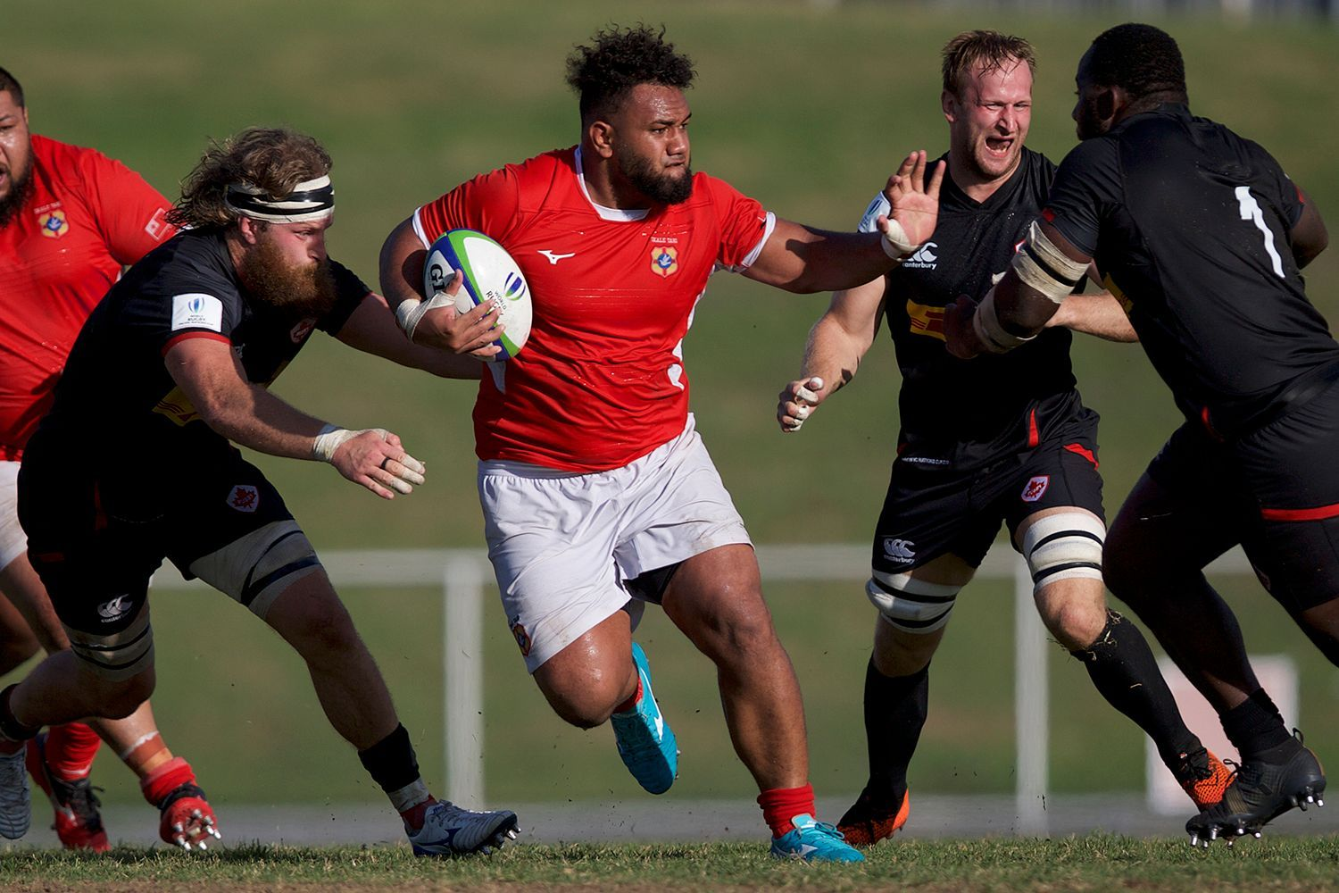 World Rugby Pacific Nations Cup 2019: Tonga v Canada