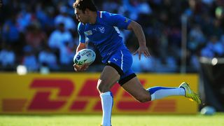 Namibia Best Bits: Danie Van Wyk scores phenomenal try at Rugby World Cup 2011