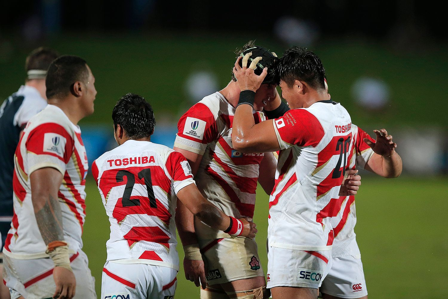 World Rugby Pacific Nations Cup 2019: USA v Japan