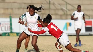 Rugby Africa Women's Cup 2019: South Africa v Madagascar