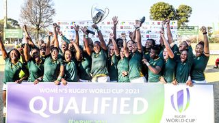 Rugby Africa Women's Cup 2019: South Africa v Kenya - CREDIT: Gallo Images