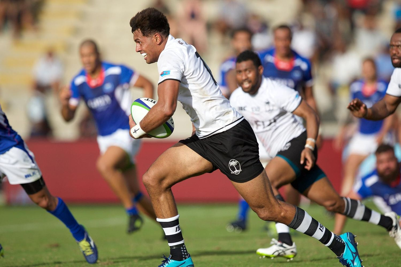 Pacific Nations Cup 2018 - Fiji v Samoa