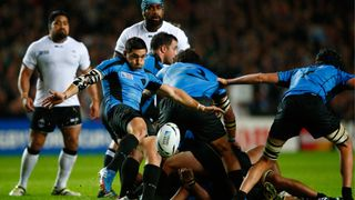 Rugby World Cup 2015 - Fiji v Uruguay