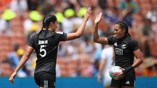 New Zealand Women's Fast Four Sevens