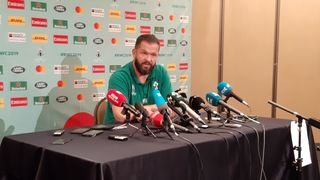 Andy Farrell press conference in Yokohama