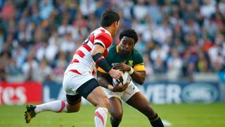 Siya Kolisi, South Africa captain for Rugby World Cup 2019