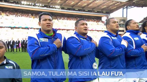 Emirates Karaoke Anthems: Samoa