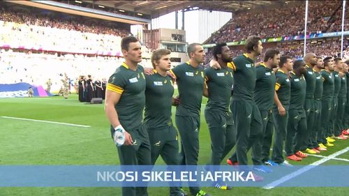 Emirates Karaoke Anthems: South Africa