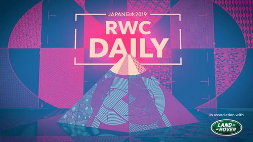 Rugby World Cup Daily - Episode 2