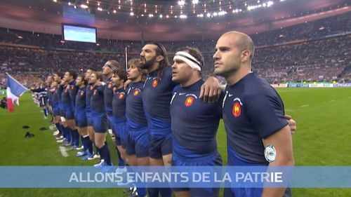 Emirates Karaoke Anthems: France
