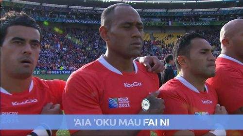 Emirates Karaoke Anthems: Tonga
