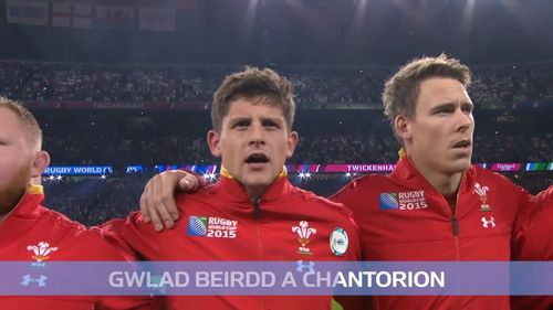 Emirates Karaoke Anthems: Wales