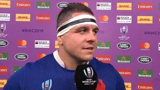 Interview: France captain Guilhem Guirado on his side's win v Argentina